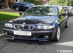 320i BMW e46 2.2ltr V6 m-sport saloon 2003 for Sale