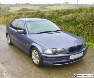 Genuine BMW 318i SE Spares or Repair for Sale