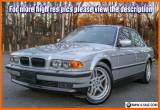 2000 BMW 7-Series iA for Sale