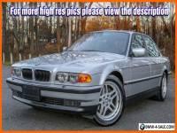 2000 BMW 7-Series iA