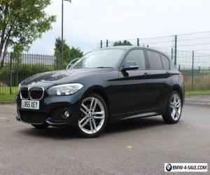BMW 1 Series Hatchback 2015 Facelift 1.5 116d Sports Efficient Dynamics M Sport for Sale