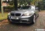 2010 Excellent Condition, BMW 330d M Sports, Leathers, I-Drive, FSH, 91k Miles for Sale