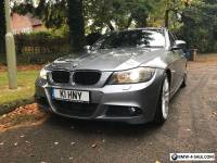 2010 Excellent Condition, BMW 330d M Sports, Leathers, I-Drive, FSH, 91k Miles