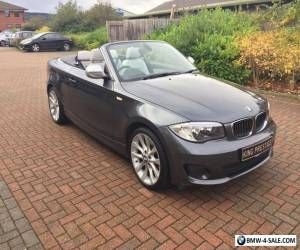 BMW 1 Series 118D 2.0 Exclusive Edition Convertible for Sale