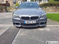 BMW 520D M Sport business edition 2012 Fully Loaded