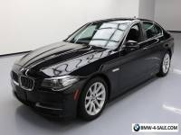 2014 BMW 5-Series Base Sedan 4-Door
