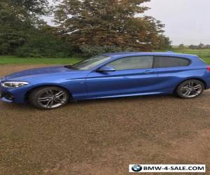 Bmw 118d M Sport 66 plate under 900 miles not damaged salvage or repairs cat d  for Sale