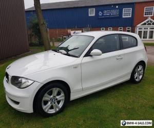 BMW 1 SERIES 118D SE for Sale