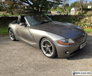 03 BMW Z4 CONVERTIBLE 3.0ltr AUTO SPORTS CAR. CRUISE/ NAV for Sale