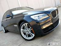 2015 BMW 7-Series 740Li M Sport Edition Executive DAP Heavy Loaded