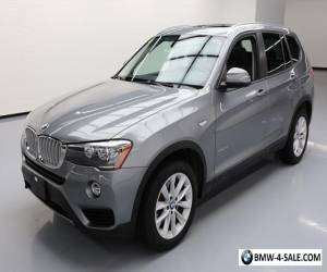 2017 BMW X3 sDrive28i Sport Utility 4-Door for Sale