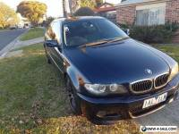 2003 BMW 325Ci Facelift