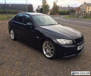 2008 BMW 320D 2.0 M SPORT EDITION FULL MOT FULL LEATHER 85K MILES SAT NAV for Sale