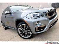 2015 BMW X6 Highly Optioned MSRP $74k