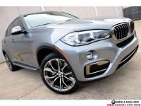 2015 BMW X6 Highly Optioned MSRP $74k