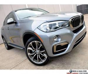 2015 BMW X6 Highly Optioned MSRP $74k for Sale