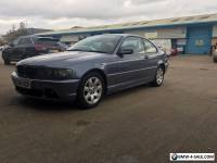 Bmw 318ci se coupe