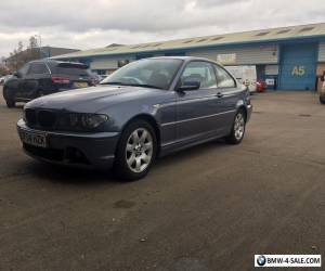 Bmw 318ci se coupe for Sale