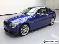 2011 BMW 3-Series Base Coupe 2-Door