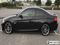 BMW 335i M Sport DCT- Black