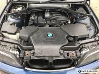 BMW 318i SE E46