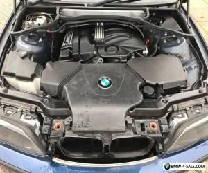 BMW 318i SE E46 for Sale