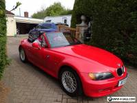 BMW Z3 1997 1.9 petrol manual