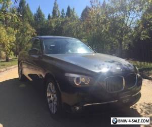 2011 BMW 7-Series 750Li xDrive for Sale