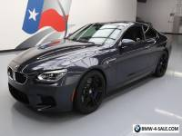 2014 BMW M6 Base Coupe 2-Door