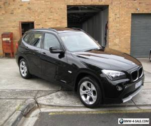 2011 BMW X1 2.0D XDRIVE SUNROOF/LEATHER  FULL SERVICE 86,000 KLMS REG 9/18 RWC  for Sale