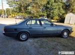 1988 BMW 7-Series for Sale