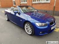 2008 BMW 320i M SPORT HIGHLINE CONVERTIBLE AUTO  XENONS LEATHER 19 INCH ALLOYS