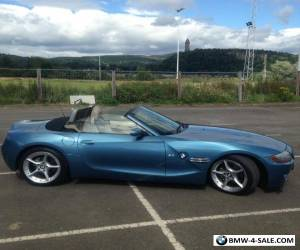 bmw z4 3.0 litre for Sale