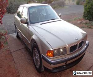Item 1996 BMW 7-Series SEDAN for Sale