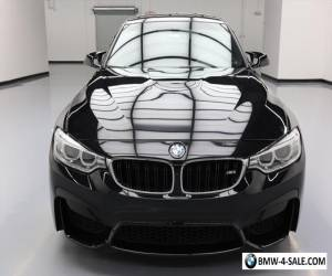 Item 2016 BMW M3 Base Sedan 4-Door for Sale