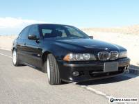 2003 BMW 5-Series 540i M-Sport