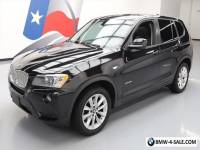 2013 BMW X3 xDrive28i Sport Utility 4-Door