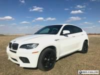 2010 BMW X6 X6M