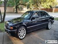 1998 BMW 7-Series Long Wheel base