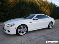 2012 BMW 6-Series M sport 650i M6 , Clean title