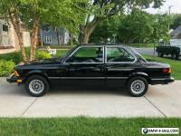 1983 BMW 3-Series