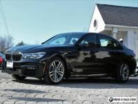 2017 BMW 7-Series 750i xDrive M Sport PKG