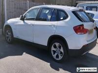 BMW X1 2.0TD xDrive18 *SERVICE HISTORY* EXCELLENT EXAMPLE OF BMW X1. FIRST TO