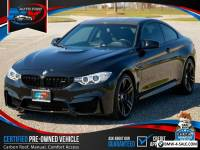 2016 BMW M4 6 SPEED MANUAL, CARBON ROOF & DASH, HEATED SEATS