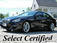 2016 BMW 6-Series 650i xDrive Gran Coupe M Sport Edition