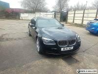 2011 BMW 7 SERIES 3.0 730D M SPORT 4 DOOR AUTO LOW MILES 79K FULL LEATHER