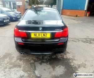 Item 2011 BMW 7 SERIES 3.0 730D M SPORT 4 DOOR AUTO LOW MILES 79K FULL LEATHER  for Sale
