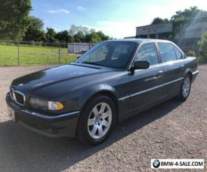 2001 BMW 7-Series 740iL Celebrity Owned NO RESERVE for Sale