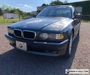 Item 2001 BMW 7-Series 740iL Celebrity Owned NO RESERVE for Sale