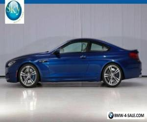 2015 BMW M6 Coupe 6MT for Sale